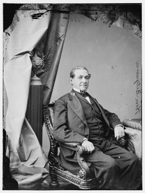 Hon. Charles Sitgreaves of N.J.