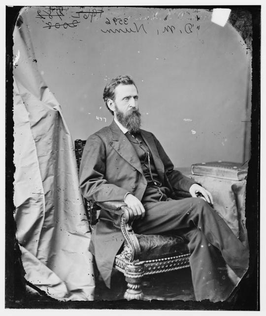Hon. David Alexander Nunn of Tenn.