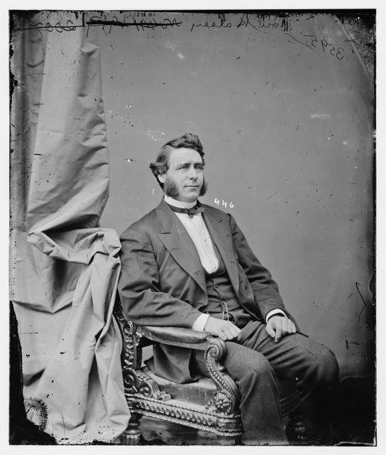 Hon. George Armstrong Halsey of N.J.