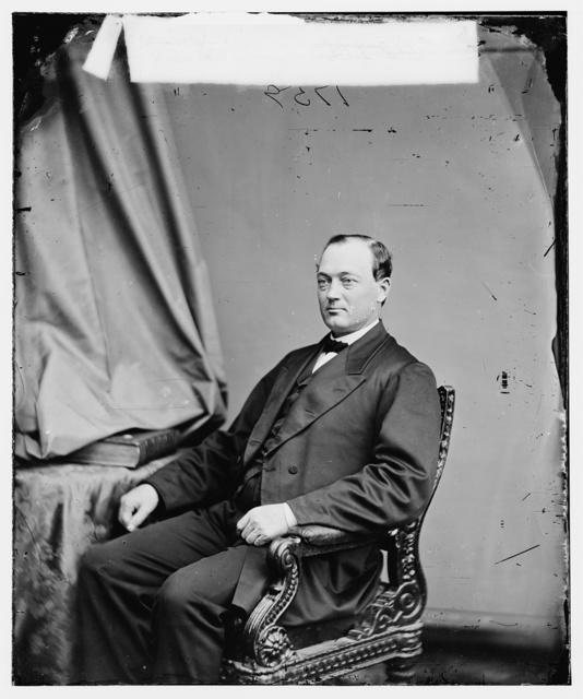 Hon. George Washington McCrary of Iowa