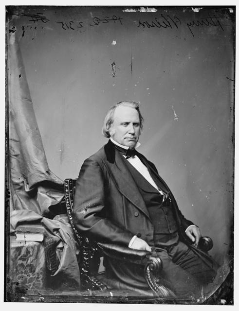 Hon. Henry Wilson of Mass.
