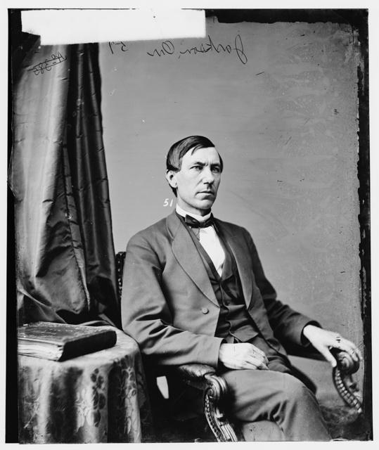 Hon. Jackson Orr of Iowa