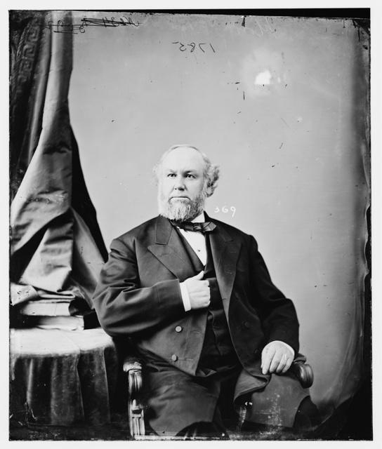 Hon. James Buffington of Mass.