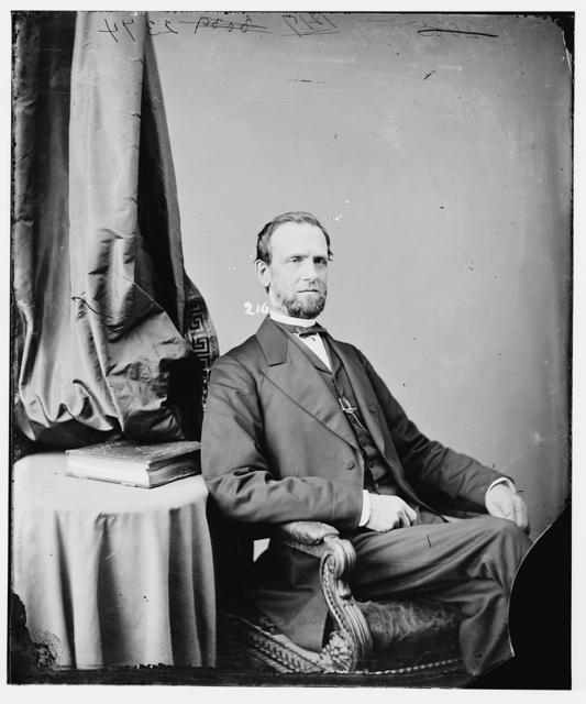 Hon James Clark McGrew of W. Va.