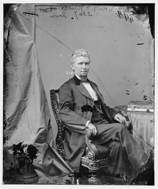 Hon. James Falconer Wilson of Iowa