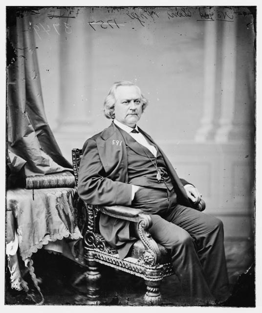 Hon. James Warren Nye of Nevada