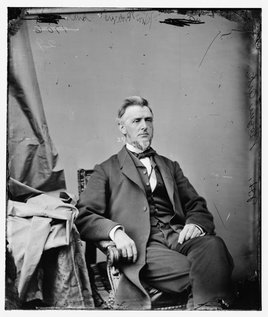 Hon. J.H. Rogers of Arkansas