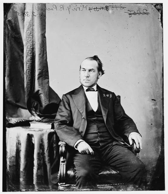 Hon. John Black Packer of PA.