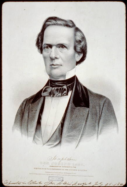 Hon. Joseph Lane: Democratic candidate for sixteenth vice president of the United States
