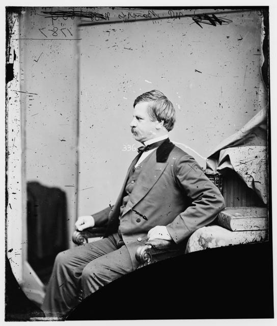 Hon. Nathaniel Prentice Banks of Mass.