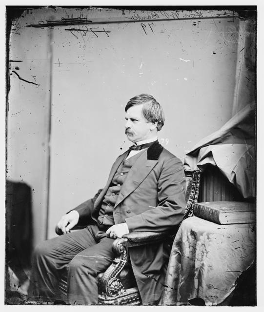 Hon. Nathaniel Prentice Banks of Mass