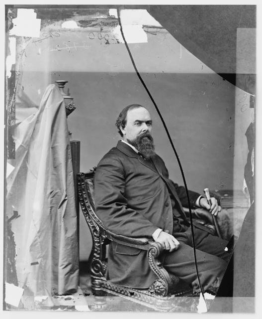 Hon. Oliver P. Morton of Ind