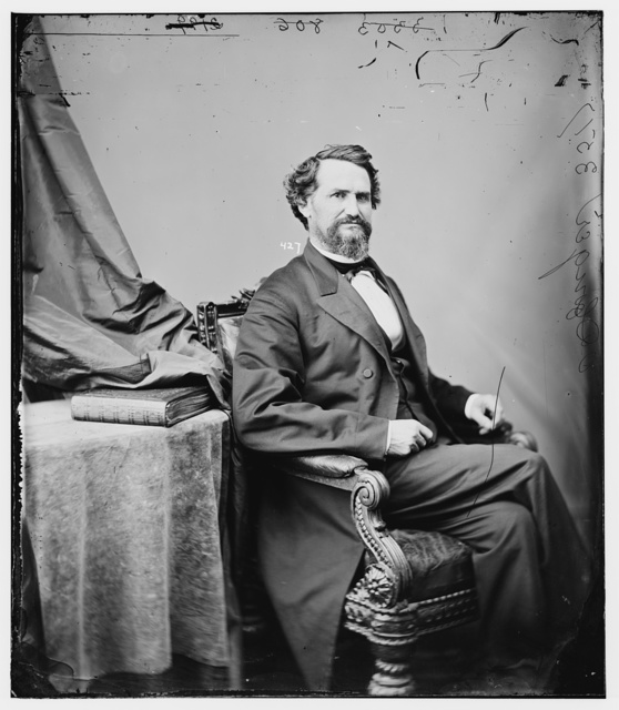 Hon. Omar Dwight Conger of Mich.