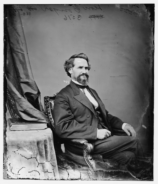 Hon. Omar Dwight Conger of Mich