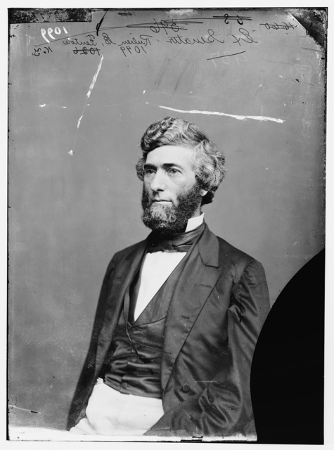 Hon. Reuben Eaton Fenton of N.Y.