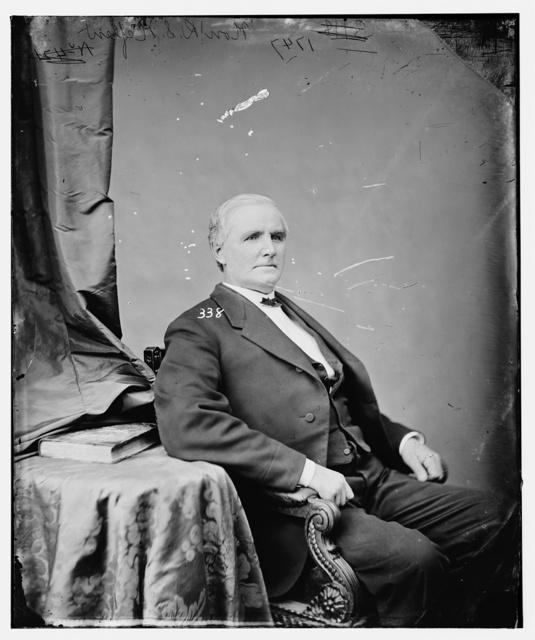 Hon. Robert Stell Heflin of ALA
