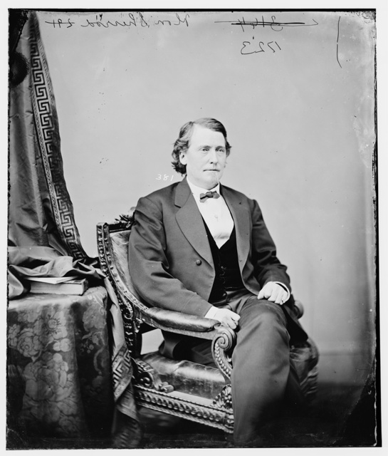 Hon. Wm. Crawford Sherrod of Alabama