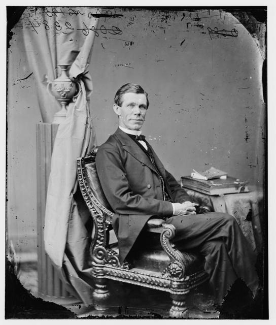 Hon. Wm. Loughridge of Iowa