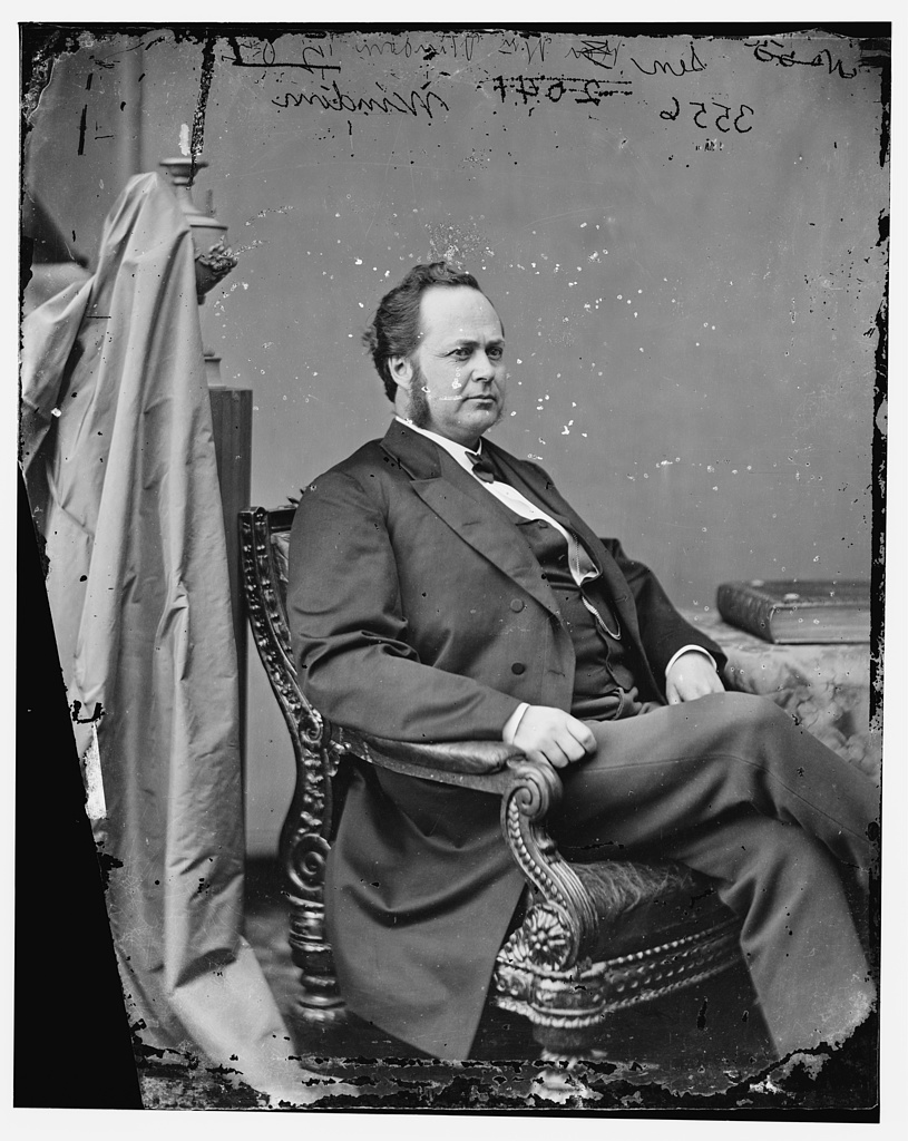 Hon. Wm. Windom of Minnesota