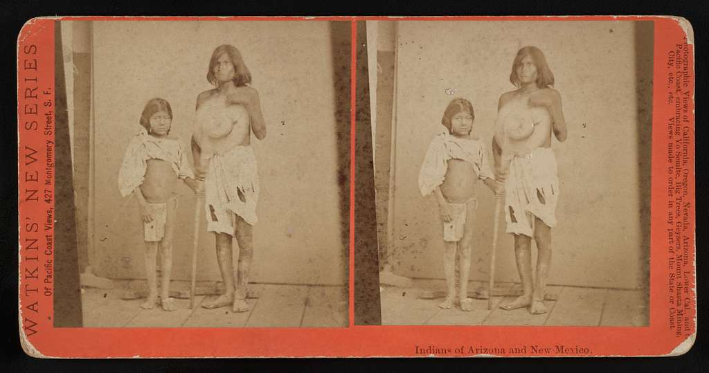 Indians of Arizona and New Mexico