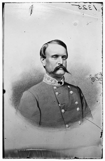 J.C. Breckinridge C.S.A.