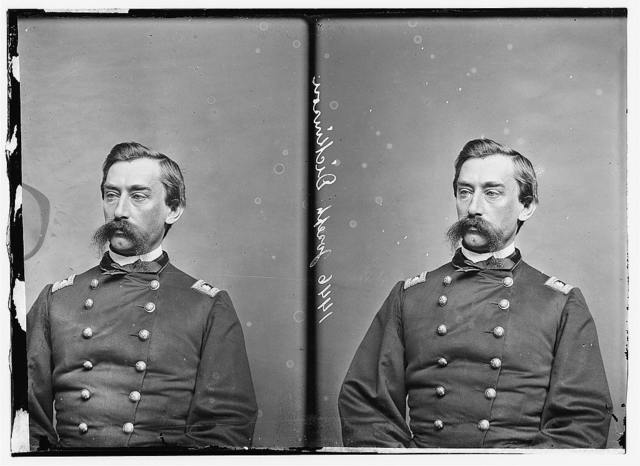 Joseph Dickinson (Maine) Brevetted for gallantry of staff duty at Gettysburg