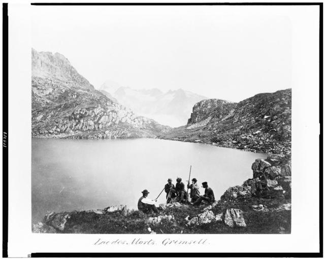 Lac des Morts. Grimsell