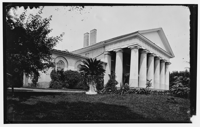 Lee Mansion - exterior