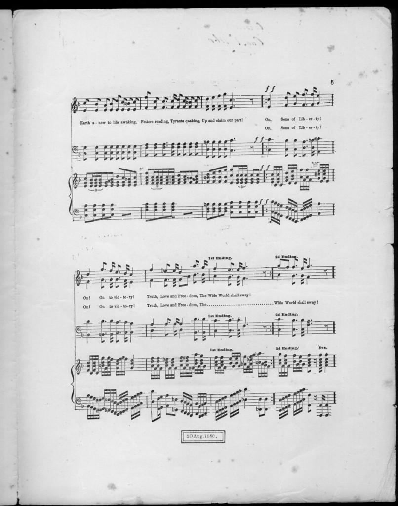 Liberty chorus