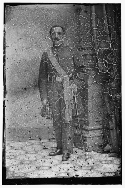 Lt. A. D'Orville, 6th N.Y. Inf.
