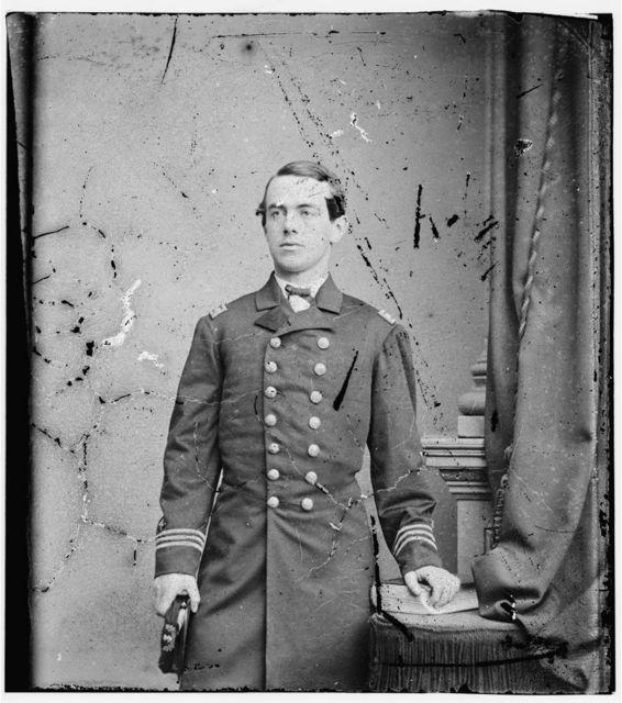 Lt. B.H. Porter, U.S.N.