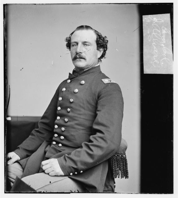 Lt. Col. Anthony J. Allaire, 133rd N.Y Inf.