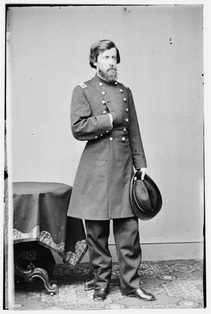 Lt. Col. Benj. P. Runkle, 45th Ohio Inf., 26th U.S. Vet. R. Corps