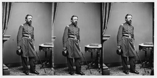 Lt. Col. (Brig Gen.) Francis E. Heath, 19th Maine Inf., U.S.A.