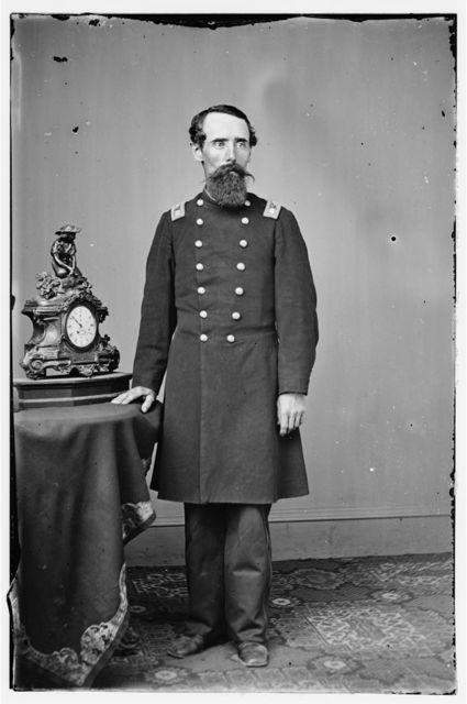 Lt. Col. D.A. Williams, 136th Ohio Inf.