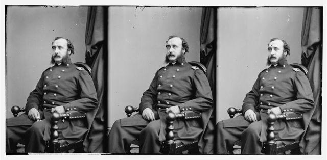Lt. Col. E. McK. Hudson (Aide de Camp)