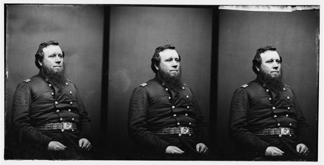 Lt. Col. James Bagley 69th N.Y.