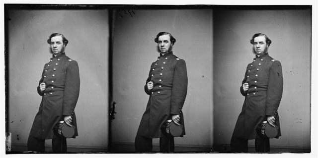 Lt. Col. J.H. Puleston, Military Agent of Pa.