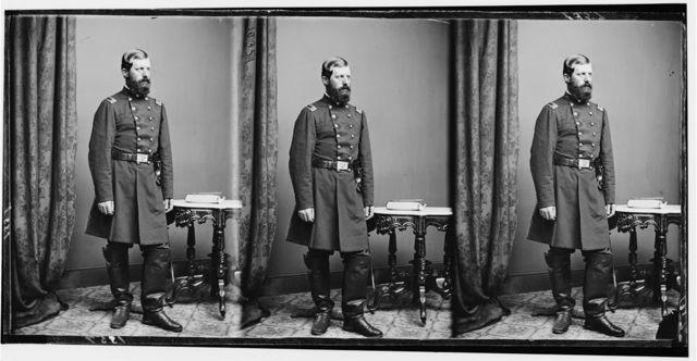 Lt. Col. L. Morton