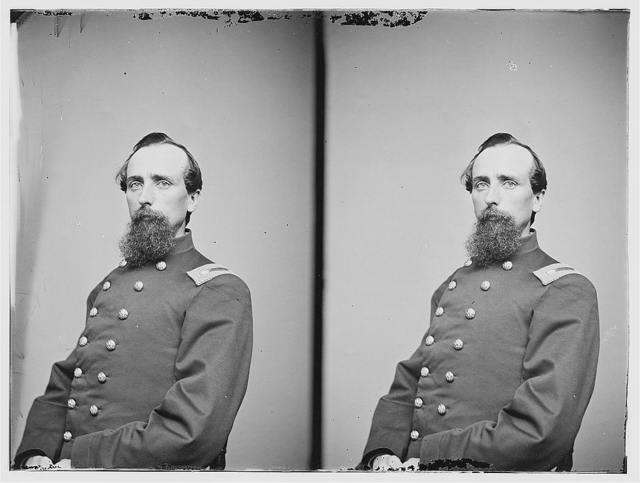 Lt. Col. R. Farnham, 15th VT. Inf.