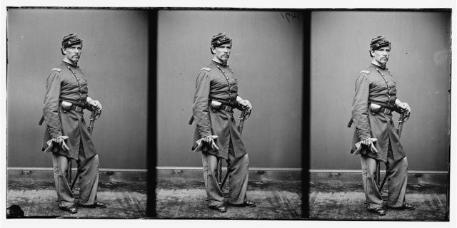 Lt. Col. Wm. B. Hyde, 9th N.Y. Cavalry
