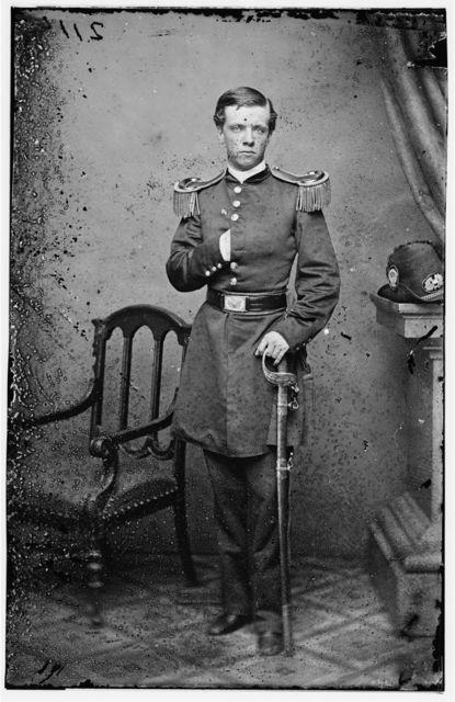 Lt. F.U. Farquhar, Engineer Corps