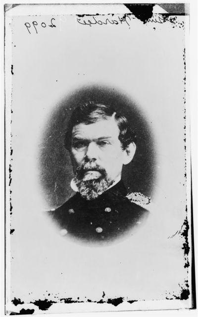Lt. Gen. W.J. Hardee, C.S.A.