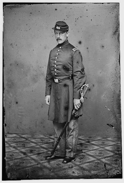Lt. G.T. Haws, 7th NYSM