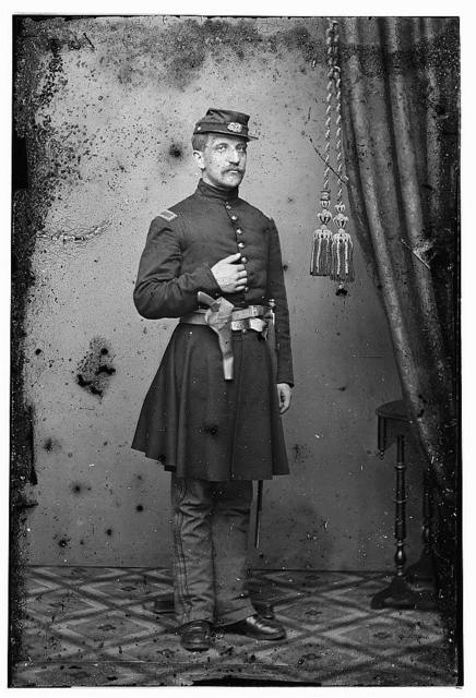 Lt. J.B. Young, 7th NYSM