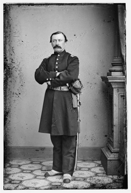 Lt. J.S. York, 5th N.Y. Inf.