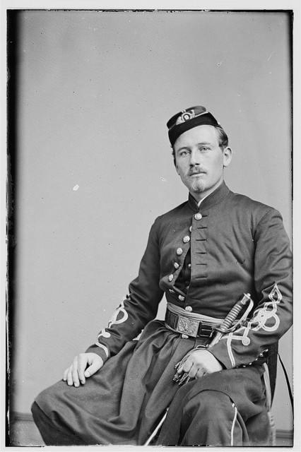 Lt. Robert McKechnie, 9th N.Y. Inf.