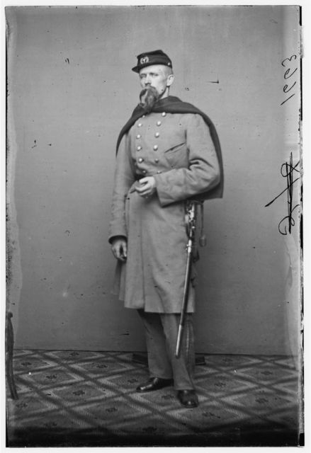 Lt. Thomas B. Bunting, 7th NYSM, 6th N.Y. Independent Battery
