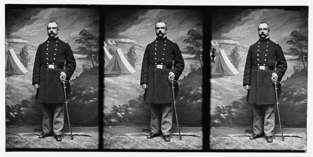 Maj. F.S. Fiske, 2nd N.H. Inf.