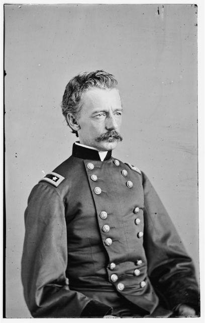 Maj. Gen. Henry W. Slocum, Col. of 27th N.Y. Vols.